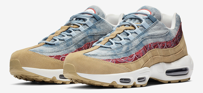 Saddle up for This Western Inspired Nike Air Max 95 The