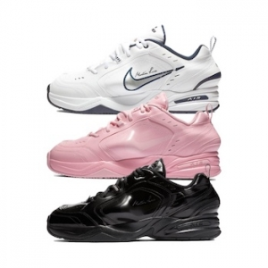 d67be757c086 Nike x Martine Rose Air Monarch 4 - AVAILABLE NOW - The Drop Date
