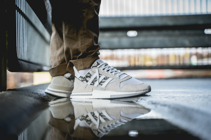 wholesale dealer 9e43d 380a9 Available Now: adidas ZX500 RM Snakeskin - The Drop Date
