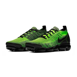 217aed1b74c Green Eyed Monster  Nike Air VaporMax 2 Neon Green