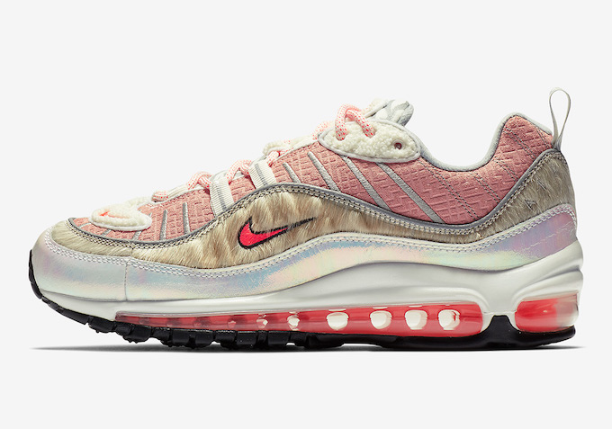 new arrival c376f 5df6f Get Busy with the Nike Air Max 98 What The Chinese New Year ...