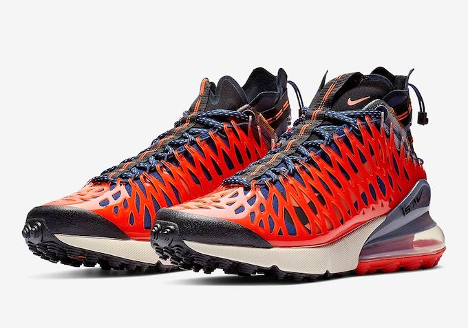 042ea373759b The Nike Air Max 270 ISPA SP SOE is a Wild Ride - The Drop Date
