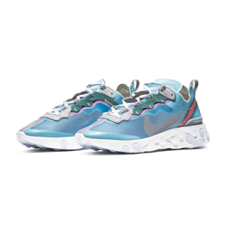 sale retailer aebfa d470d The Nike React Element 87 Royal Tint Looks to Spring