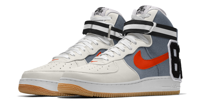 NIKE AIR FORCE 1 PREMIUM ID