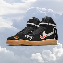 1547ed2f4b27 Patched Up  the Nike Air Force 1 Premium Hits iD