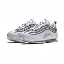 a70dc599fdce Coming Soon  the Nike Air Max 97 White and Silver