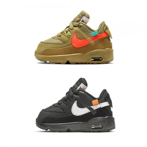 901057999da NIKE X OFF WHITE AIR MAX 90 – TODDLER – AVAILABLE NOW