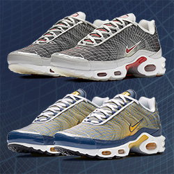 huge selection of 7abbc 1225c Available Now  the Nike Air Max Plus Grid Series Returns in Strong Form