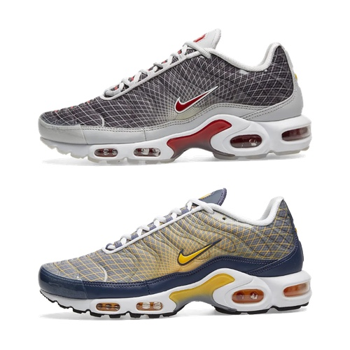 Nike Air Max Plus OG The Grid AVAILABLE NOW The Drop Date