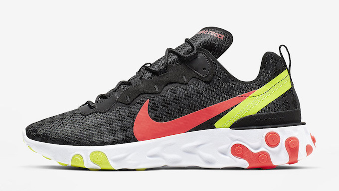 the latest c243d 2aa78 Both colourways of the NIKE REACT ELEMENT 55 are AVAILABLE NOW  hit the  banner below to pick a pair from NIKE.