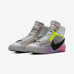 timeless design 0520c b1876 The Nike x Off White Blazer Mid Serena Williams Drops This Weekend
