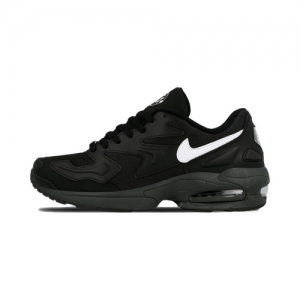 timeless design 1ccaa cf61e Nike Air Max 2 Light – Black White – AVAILABLE NOW