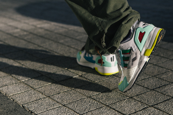 Overkill x adidas Consortium ZX 10.000C 'I Can If I Want'