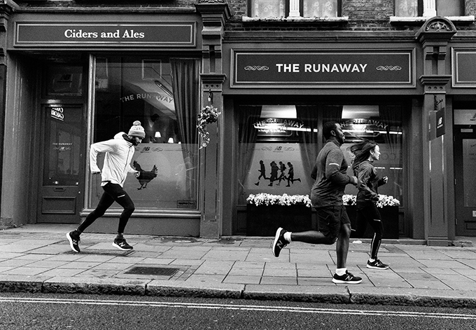RUN THE BOROUGHS NEW BALANCE
