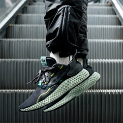 3674b4ff8ba932 The adidas ZX4000 4D Carbon Puts Future in Your Stride