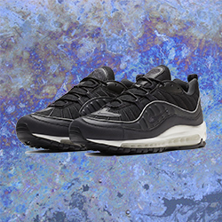 The Nike Air Max 98 Oil Grey is Mighty Slick 038ea1ecb916