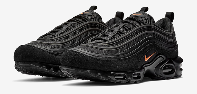 premium selection 2ed73 e5c98 The Nike Air Max Plus 97 Gets a Slick Makeover - The Drop Date