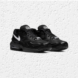 new style 074f6 40665 The Nike Air Max2 Light Black is Available Now