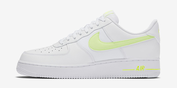 """Nike Air Force 1 '07 LV8 """"Pure Platinum"""" Release Date"""