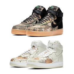 cheap for discount 04029 e7d20 Releasing Friday  Nike Air Force 1 High Realtree Camo