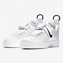 e1217a47572e The Nike Air Force 1 Utility White Lands in White