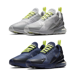 pretty nice 17df6 7fd41 Charged Up  the Nike Air Max 270 Gets Volt Accents