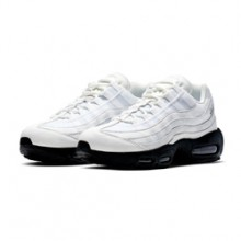 aa17eb45f77 Keep Things Simple with the Nike Air Max 95 SE Summit White