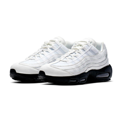 9ad23fc4deca62 Keep Things Simple with the Nike Air Max 95 SE Summit White