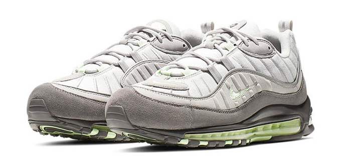 Freshen Up with the Nike Air Max 98 Fresh Mint - The Drop Date