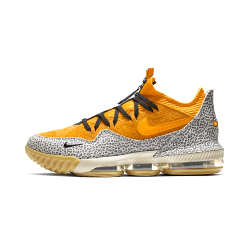 Nike LeBron 16 Low Safari