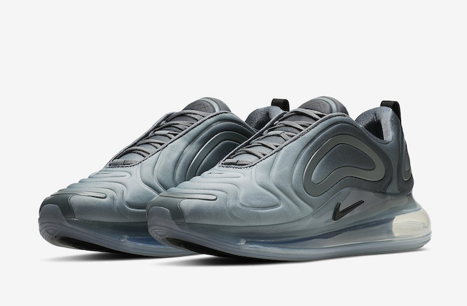 2d99e9bd5df The Nike Air Max 720 Returns in Gold and Grey Gradients - The Drop Date