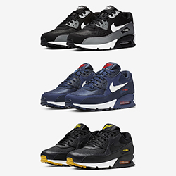 69ae559657a2c Stock Up on the Latest Nike Air Max 90 Essential Options