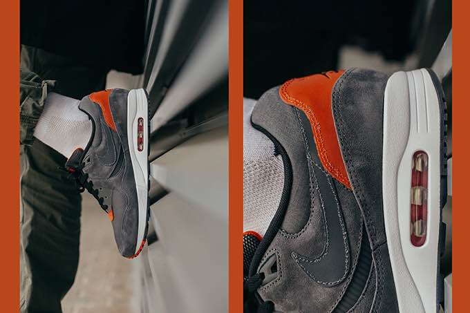 On-Foot Exclusive: Nike x size? Air Max