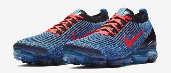 25f097d8e7dab The NIKE AIR VAPORMAX FLYKNIT 3 BLUE FURY is AVAILABLE NOW  hit the banner  below to shop the drop at NIKE.