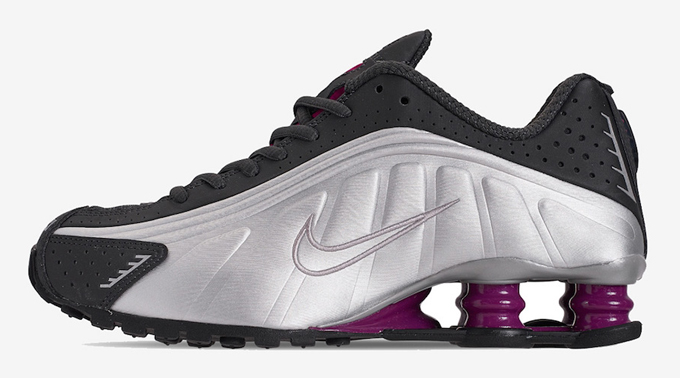 Nike Shox R4 True Berry