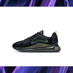 ea7f0e062d The Nike Air Max 720 Shines in this New Colourway