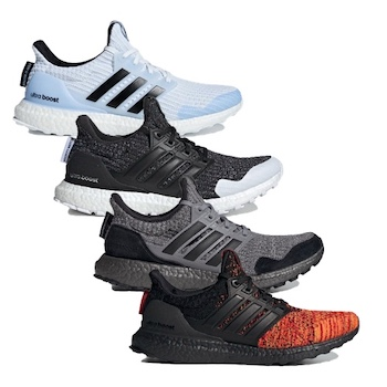adidas x Game Of Thrones Ultraboost Collection AVAILABLE