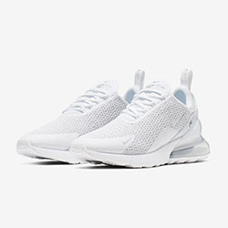 fcdc150121f83 This Triple White Nike Air Max 270 SE is Ice Cold
