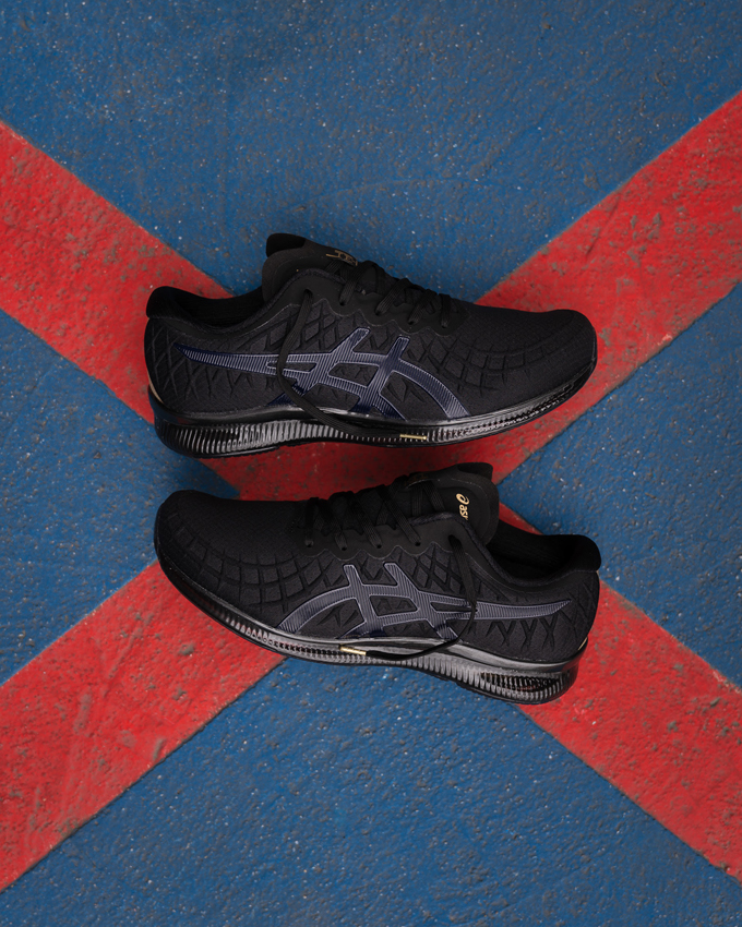 Available Now: ASICS GEL-Quantum Infinity Black - The Drop Date