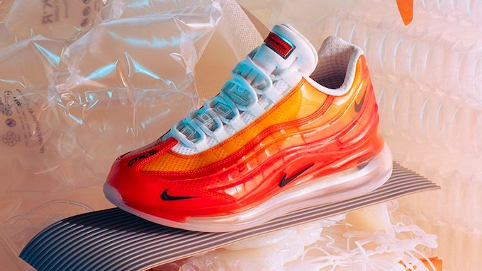 Out Now: Nike Air Max 72095 Heron Preston By You The Drop