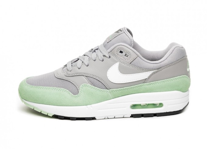 3f455502851c Available Now  Nike Air Max 1 Atmosphere Grey and Fresh Mint - The ...