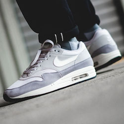 online store 29c2f 64c55 Available Now: The Nike Air Max 1 Vast Grey