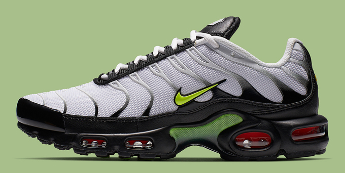 Two-Toned Take on the Nike Air Max Plus