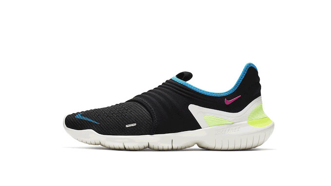 Nike Free Running Collection