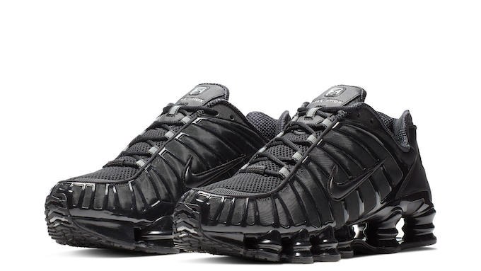 sale retailer a9e40 8b6f0 The Nike Shox TL is a Shock to the System - The Drop Date