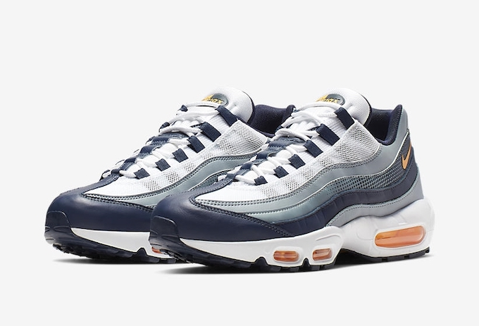 265db4c6f49d Cut Through the Gravel with the Nike Air Max 95 Midnight Navy - The ...