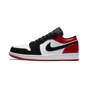 fea63bfb78ee Nike Air Jordan 1 Low – Black Toe – AVAILABLE NOW