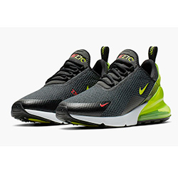 promo code 0fbf0 5ccf7 Shock to the System  The Nike Air Max 270 SE Anthracite Volt