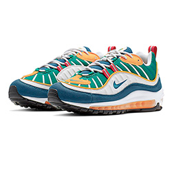 73cbdc272a14 Multicolour Mastery With the Nike WMNS Air Max 98