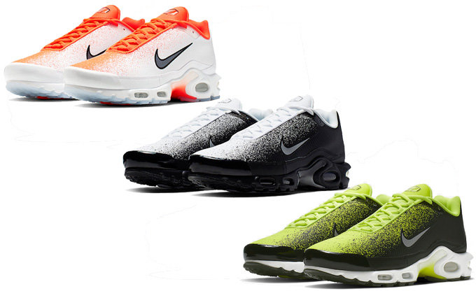 buy online bf81f ea2cf Nike Air Max Plus TN SE - Spray Paint